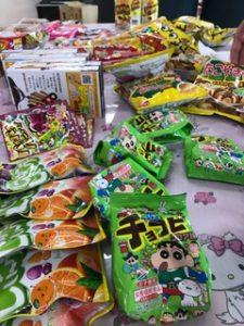 お菓子パラダイス